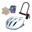 Premium Youth Bicycle Accessory Combo Set