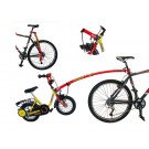 Trailgator Bicycle Accessory (Red)