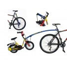 Trailgator Bicycle Accessory (Blue)