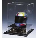 Mini Racing Helmet Display Case