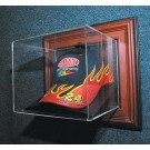 """""""Case-Up"""" Racing Cap Display Case with Black Frame"""