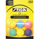 Stiga One-Star Table Tennis Balls