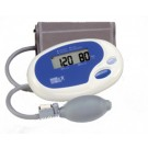 Manual Inflate Blood Pressure / Pulse Monitor