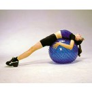"CanDo 22"" Inflatable Exercise Sensi-Ball - Orange"