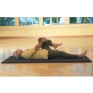 "40"" x 78"" x 1"" ArmaSport Power-25 Exercise Mat (Black)"