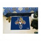 """Florida Panthers 19"""" x 30"""" Starter Mat"""