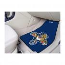 """Florida Panthers 18"""" x 27"""" Auto Floor Mat (Set of 2 Car Mats)"""
