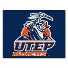 "Texas (El Paso) Miners ""UTEP"" 34"" x 45"" All Star Floor Mat"