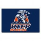"""Texas (El Paso) Miners """"UTEP"""" 5' x 8' Ulti Mat"""