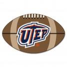 "Texas (El Paso) Miners ""UTEP"" 22"" x 35"" Football Mat"