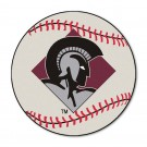 "27"" Round Arkansas (Little Rock) Trojans Baseball Mat"