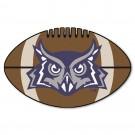 """22"""" x 35"""" Rice Owls Football Mat"""