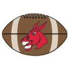 """22"""" x 35"""" Central Missouri State Fighting Mules Football Mat"""