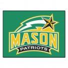 """George Mason Patriots 34"""" x 45"""" All Star Floor Mat"""