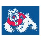 "34"" x 45"" Fresno State Bulldogs All Star Floor Mat"