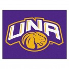 "34"" x 45"" North Alabama Lions All Star Floor Mat"