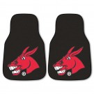 "Central Missouri State Fighting Mules, Central Missouri State Fighting Jennies 27"" x 18"" Auto Floor Mat (Set of 2 Car Mats)"