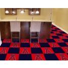 "Los Angeles Angels of Anaheim 18"" x 18"" Carpet Tiles (Box of 20)"