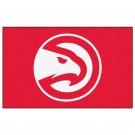 Atlanta Hawks 5' x 8' Ulti Mat