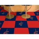"Cleveland Cavaliers 18"" x 18"" Carpet Tiles (Box of 20)"