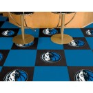 "Dallas Mavericks 18"" x 18"" Carpet Tiles (Box of 20)"
