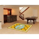 Denver Nuggets 5' x 8' Area Rug