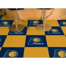 """Indiana Pacers 18"""" x 18"""" Carpet Tiles (Box of 20)"""