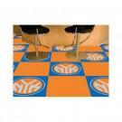 "New York Knicks 18"" x 18"" Carpet Tiles (Box of 20)"
