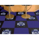 "Sacramento Kings 18"" x 18"" Carpet Tiles (Box of 20)"
