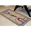 """Cleveland Cavaliers 24"""" x 44"""" Basketball Court Runner"""