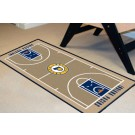 """Indiana Pacers 24"""" x 44"""" Basketball Court Runner"""