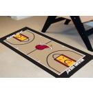 "Miami Heat 24"" x 44"" Basketball Court Runner"