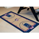 "New Jersey Nets 24"" x 44"" Basketball Court Runner"