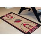 "Portland Trail Blazers 24"" x 44"" Basketball Court Runner"