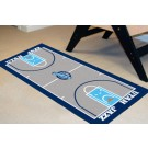 "Utah Jazz 24"" x 44"" Basketball Court Runner"