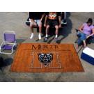5' x 8' Mercer (Atlanta) Bears Ulti Mat