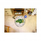 "North Dakota State Bison 27"" Round Soccer Mat"