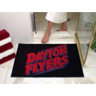 "34"" x 45"" Dayton Flyers All Star Floor Mat"