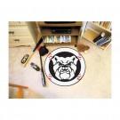 "27"" Round Butler Bulldogs Baseball Mat"