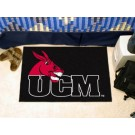 """Central Missouri State Fighting Mules 19"""" x 30"""" Starter Mat"""