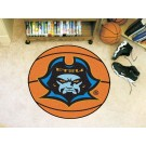 """East Tennessee State Buccaneers 27"""" Round Basketball Mat"""