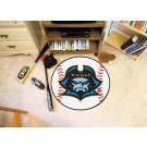 """East Tennessee State Buccaneers 27"""" Round Baseball Mat"""