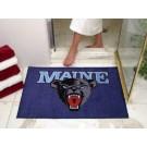 "34"" x 45"" Maine Black Bears All Star Floor Mat"