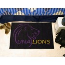 "North Alabama Lions 19"" x 30"" Starter Mat"