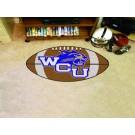 "22"" x 35"" Western Carolina Catamounts Football Mat"