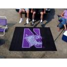 Northwestern Wildcats 5' x 6' Tailgater Mat