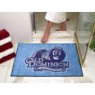 "Old Dominion Monarchs 34"" x 45"" All Star Floor Mat"
