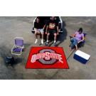 5' x 6' Ohio State Buckeyes Tailgater Mat