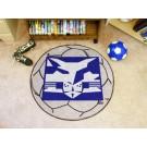 """New York Bobcats 27"""" Round Soccer Mat"""