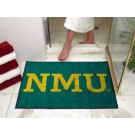 "34"" x 45"" Northern Michigan Wildcats All Star Floor Mat"
